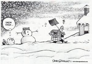 snowdrage