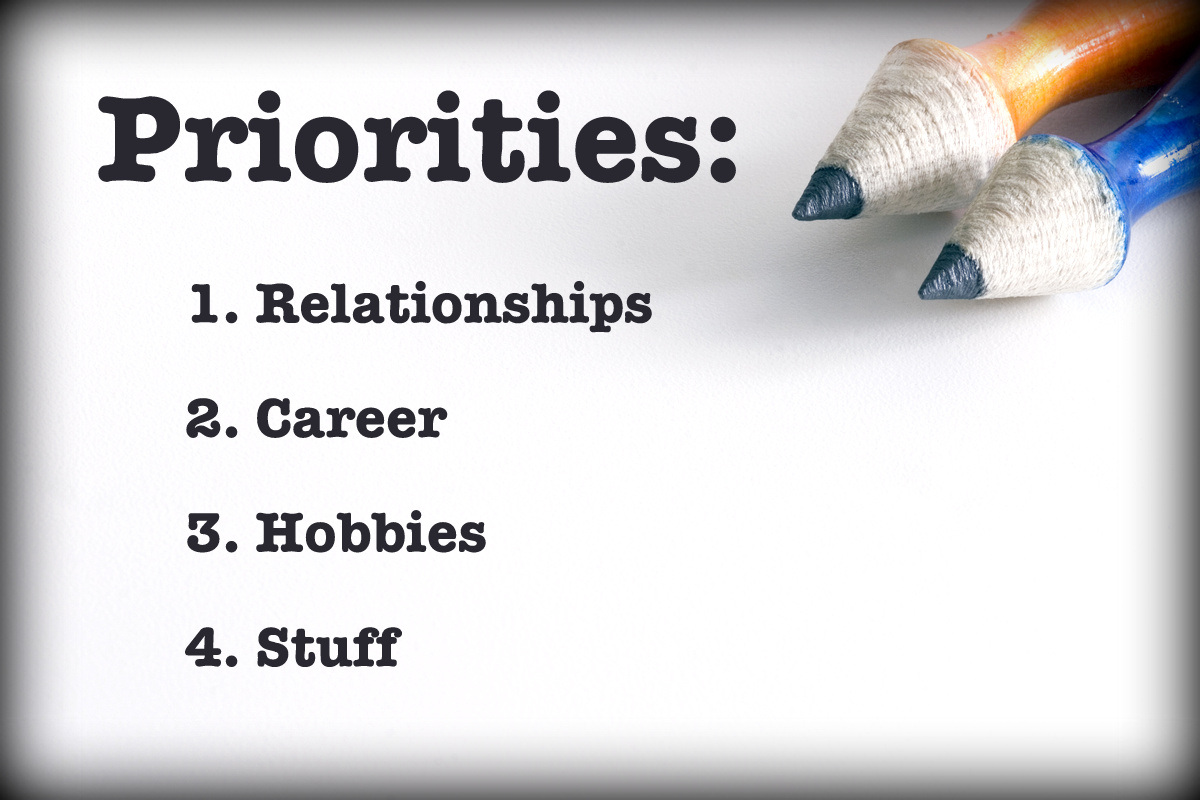 Priorities Mary Lamphere